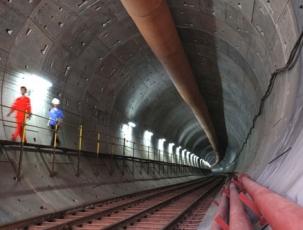 铁路隧道工程