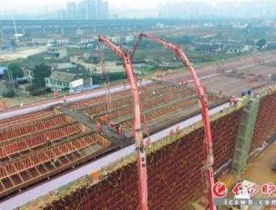 湘府路快速改造工程